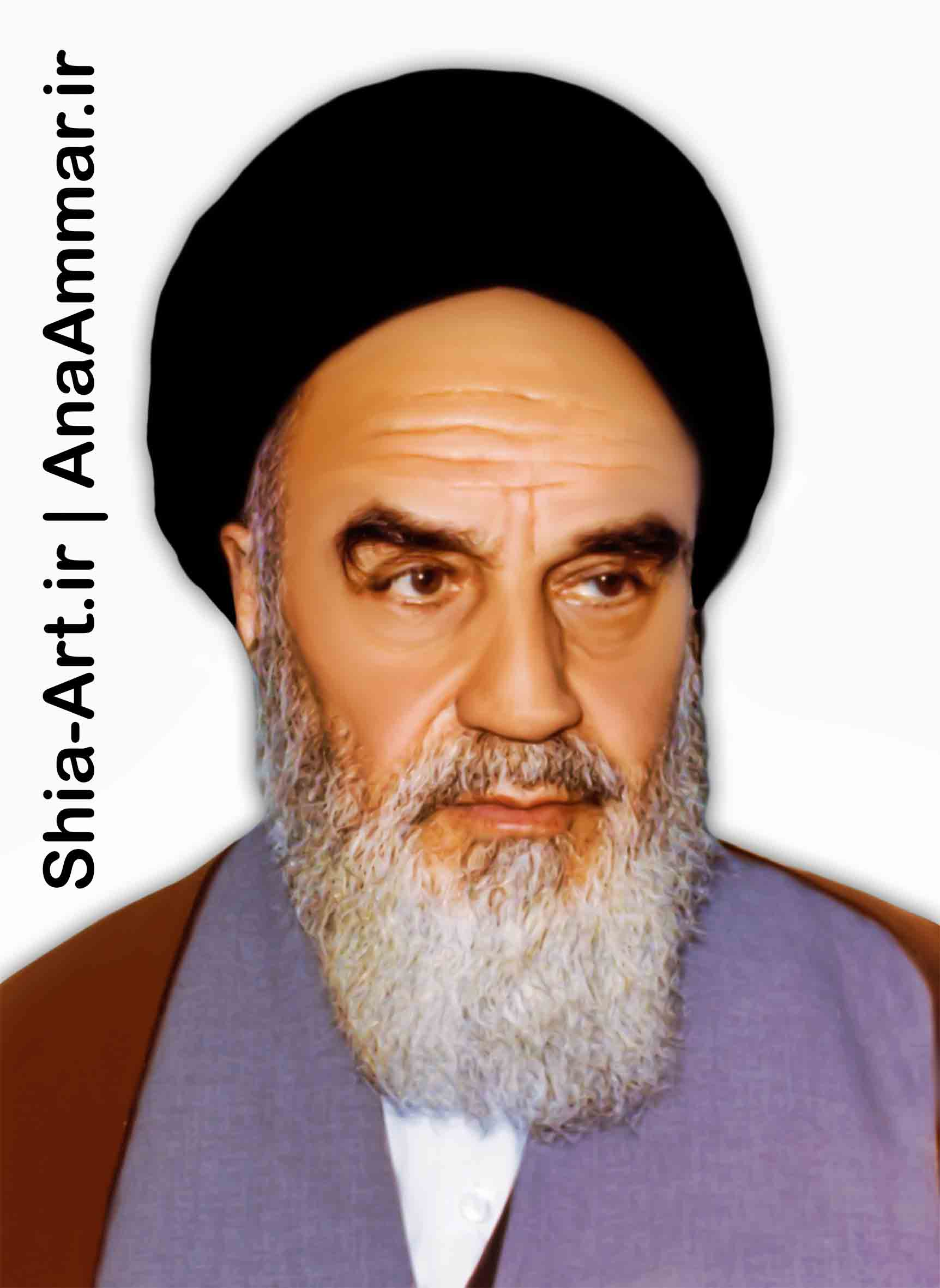 تصویر استوک امام خمینی (ره)